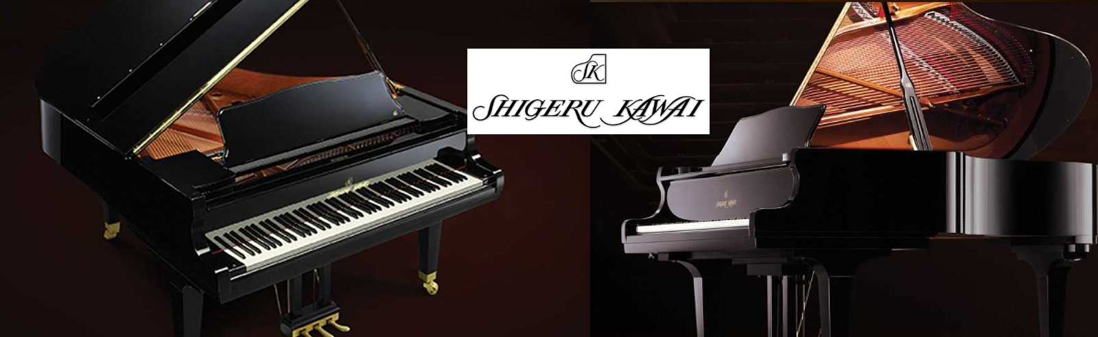 We offer the full line of Steinway, Boston & Essex pianos...